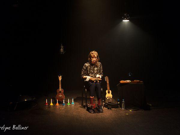Sarah Mc Coy et Lior Shovv à Canteleu- Festival &quot&#x3B; Chants d'Elles &quot&#x3B;