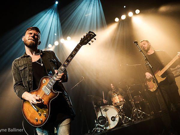 Ben Pole et Wille &amp&#x3B; the bandits &#x3B; ouverture du festival &quot&#x3B;Blues de Traverse&quot&#x3B;