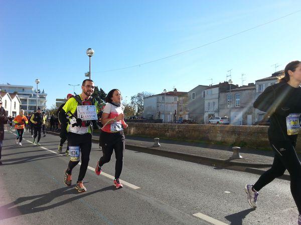 Marathon La Rochelle 2013