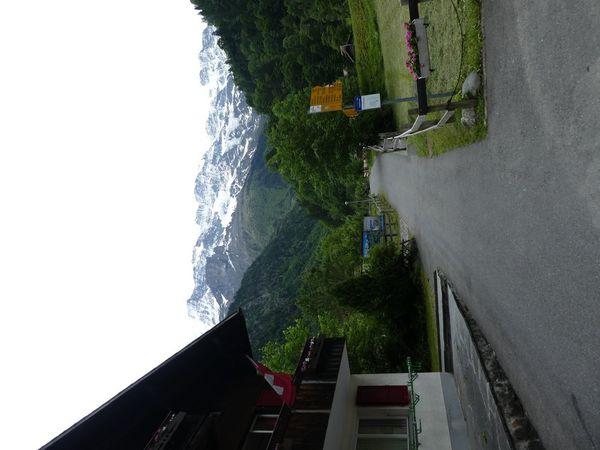 Stechelberg (Lauterbrunnen)  Rottalhütte