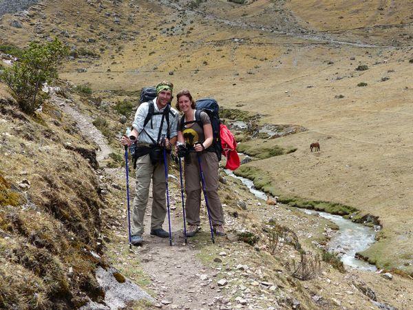 Le trek du Salkantay : Notre porte d'entrée vers le MACHU PICCHU !