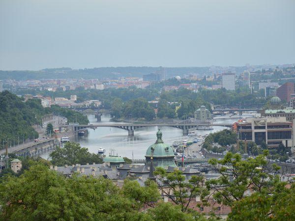 Vues de Prague