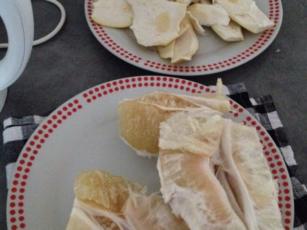Test du Pamplemousse chinois �
