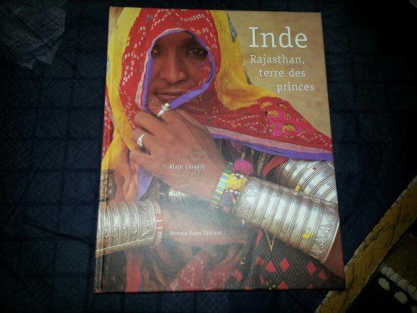 Inde - Rajasthan, terre des princes