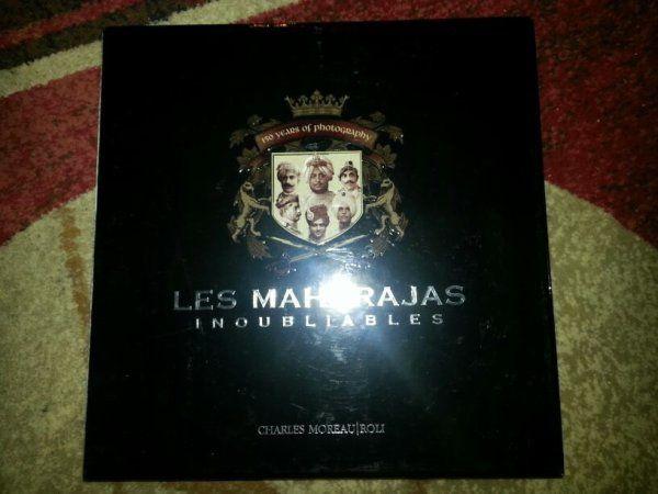 Les Maharajahs inoubliables