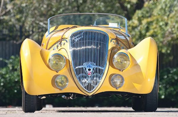 INCREDIBLE ! A PEUGEOT DARL'MAT FOR SALE IN THE USA