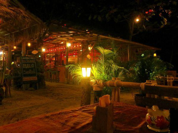 LES ÎLES DE LA THAILANDE DU SUD Fin Novembre 2016.