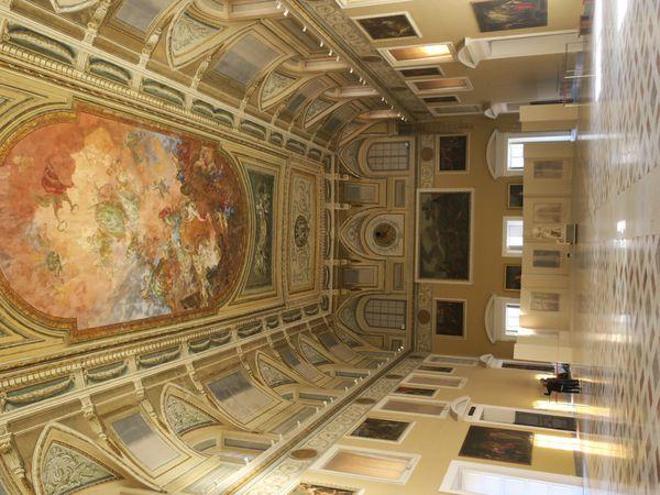 Le musée Archéologique National. Un grand moment