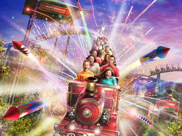 Illustrations: Dollywood