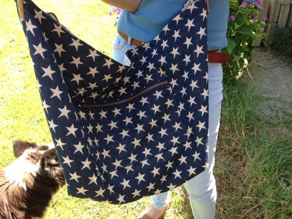 Le sac aux étoiles