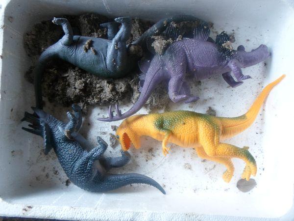 anniversaire archéo-paléontologue #3 les activités