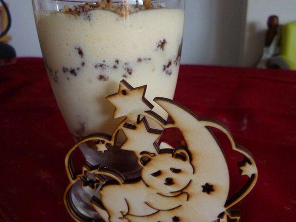 Délice de mascarpone aux cookies et brownie