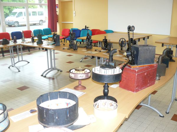 Expo animation PEP Campagne les Hesdin