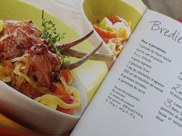 Un Livre dans ma Cuisine#2              La Cuisine Sud-Africaine