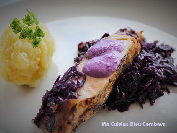Rouelle de Porc au Chou Rouge-Svinjetina sa crvenim kupusom-Croatie