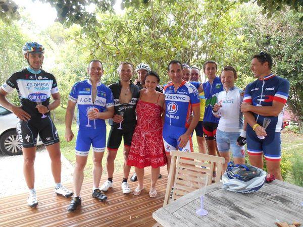 """Le """"vrai"""" vélo ! le vélo Plaisir ! merci à Fabrice et Valérie."""