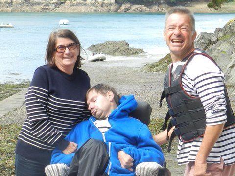 Album photos voile et handicap septembre 2013