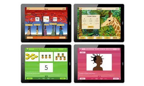 Vannes: Des tablettes numériques pour de jeunes autistes