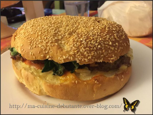 Hamburgers gourmand