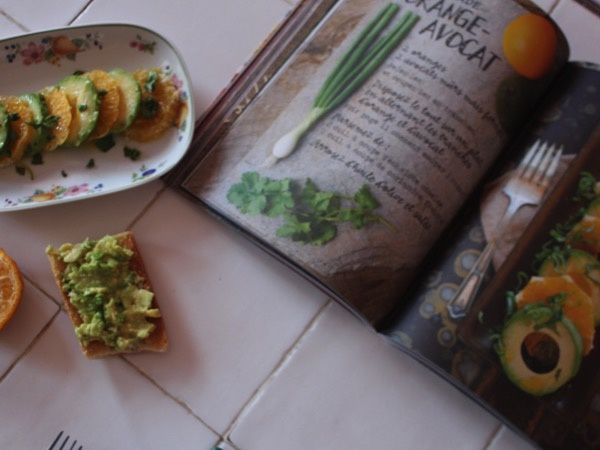 Salade orange-avocat, Un festin de Nature