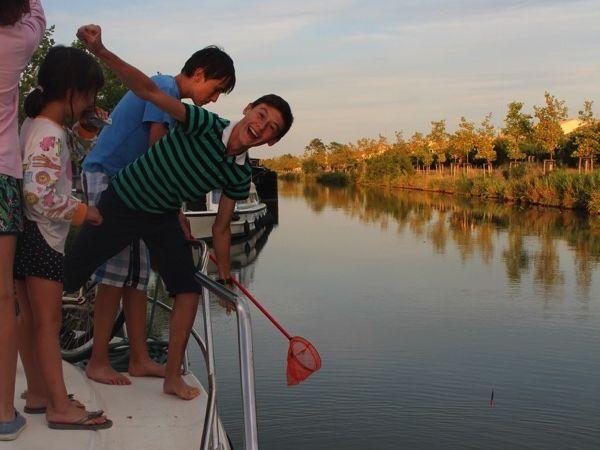 10 raisons de faire une croisière fluviale en famille