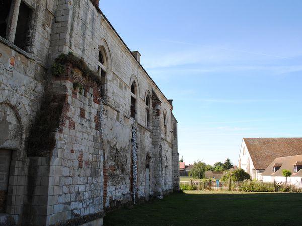 {Oise} La Maladrerie Saint-Lazare / Beauvais