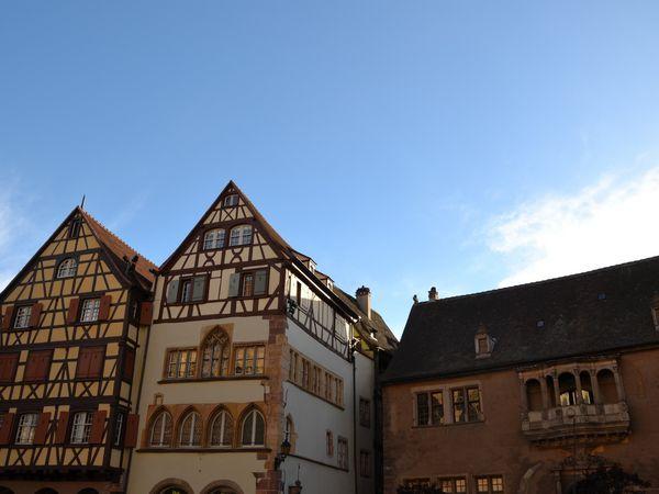 un tour à Colmar