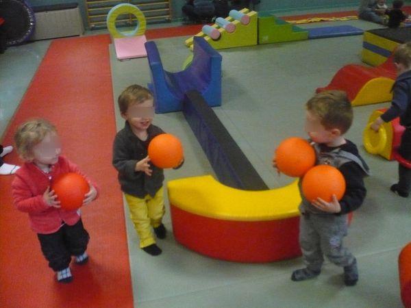 jeu de balles/ballon