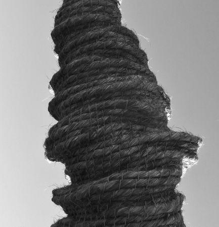 spiralée cousue