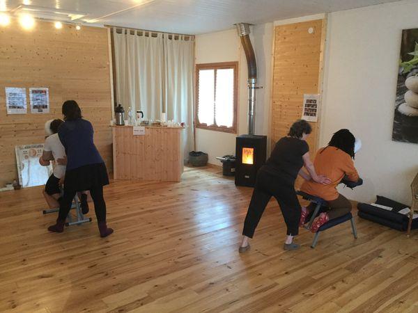 Un week-end complet ... Activités physiques et détente du corps