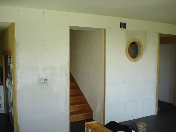 Notre maison passive dans le tr gor maison passive en bretagne d 39 archit - Bac a fleur en beton cellulaire ...