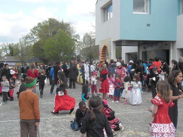 carnaval école Maisonneuve - photos A. Friou / parents d'élèves