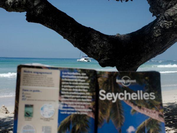 Les Seychelles, paresseuses.