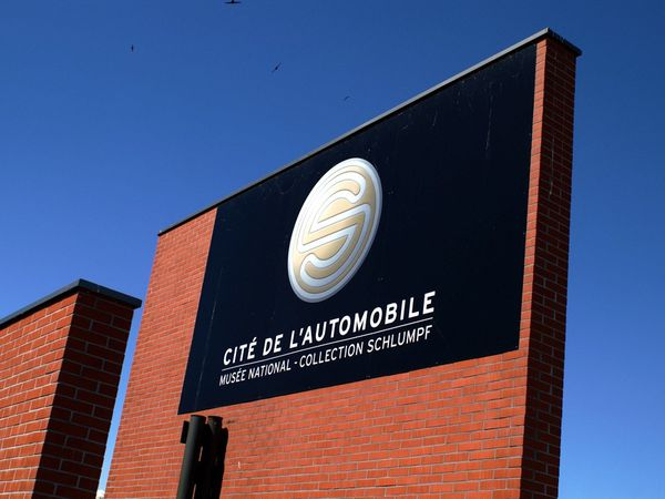 LA CITE DE  L'AUTOMOBILE A  MULHOUSE
