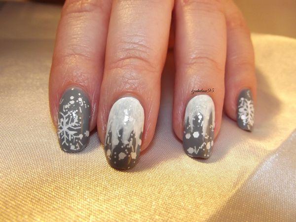 Mes Nails art de Noël 2014