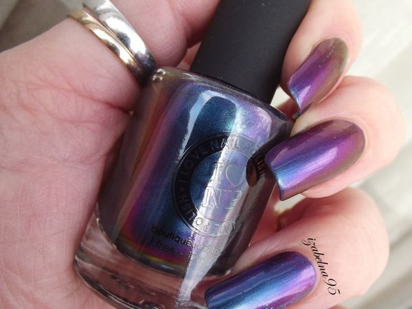 Swatch I Love Nail Polish &quot&#x3B;Birefringence&quot&#x3B;