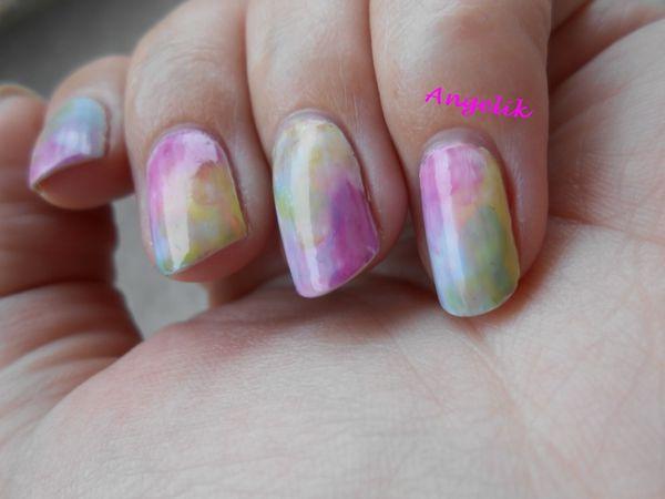 Smooth nail