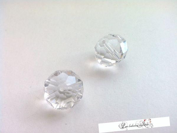 Les perles en verre