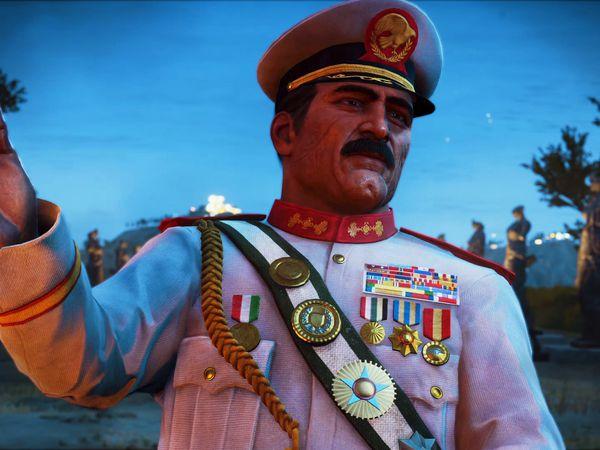 Bande-annonce Just Cause 3 montre son dictateur