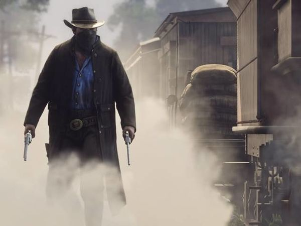 Red Dead Redemption 2  sera disponible au Printemps 2018