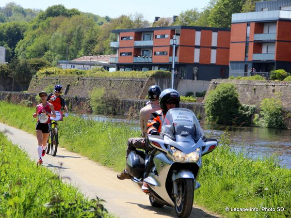 Le Wings for Life World Run à Hennebont
