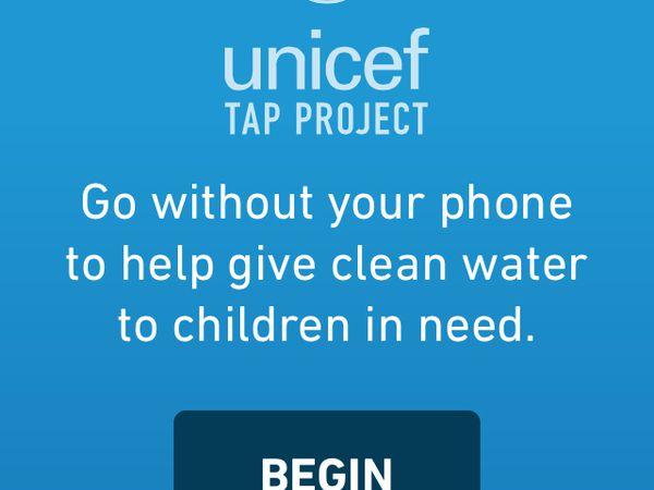Votre téléphone peut aider à donner de l'eau potable à un enfant dans le besoin