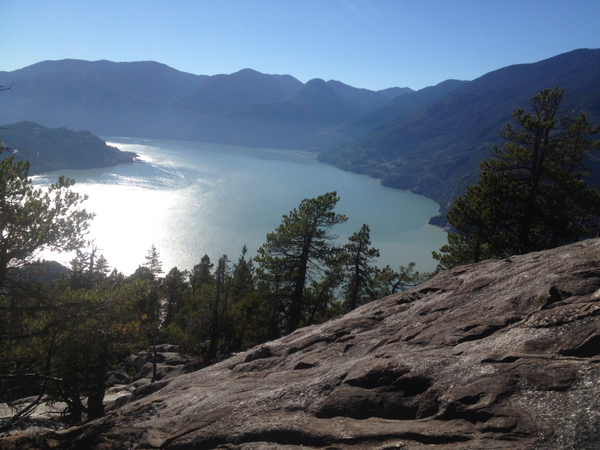 Stawamus Chief Provincial Park, Squamish British Columbia