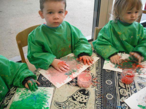 Nos apprentis Picasso...