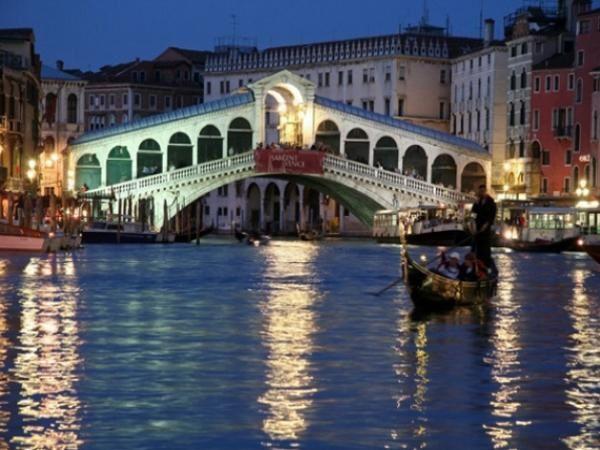 Les Gondoles de Venise et les Gondoliers, histoire, Italie