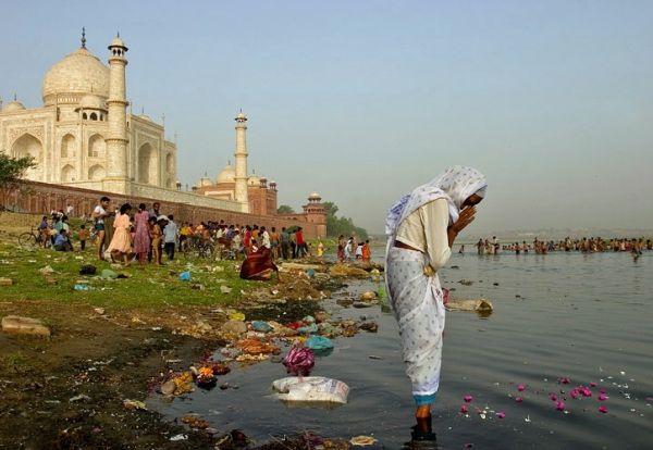 Le Gange, Fleuve sacré, Inde