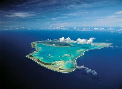 L'Atoll d'Aitutaki