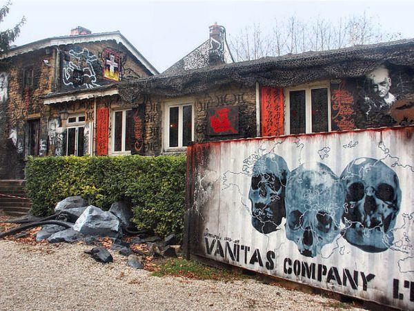 La Demeure du Chaos, Lyon, Thierry Ehrmann, France
