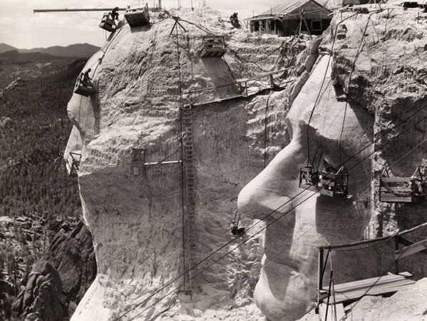 Le Mont Rushmore, ses 4 Présidents, son histoire, Usa