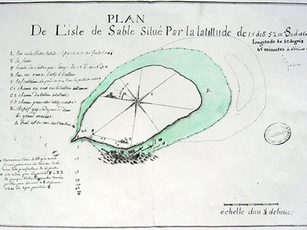 L'île des Sables dit Tromelin
